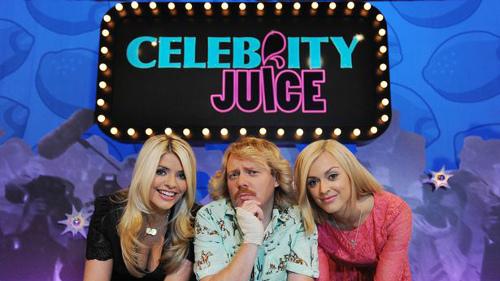 Josie celebrity juice show