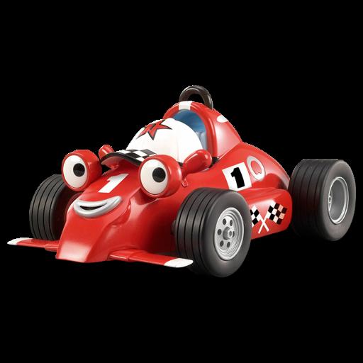 Rory The Race Car