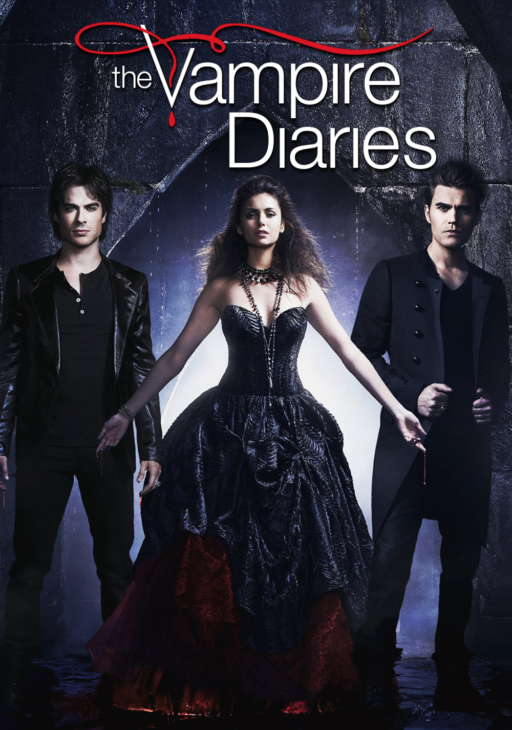 Ver Serie The Vampire Diaries Online - Series FLV